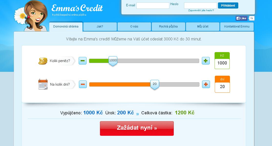 Online pujcky bez registru litvínov
