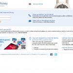 Umožní GEmoney internet banka přihlásit i pomocí aplikace? Ano